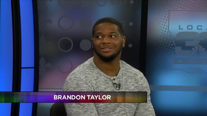 Former LSU Football Player Brandon Taylor 10-19_20151019125303
