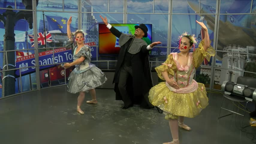 Baton Rouge Ballet gives preview of The Nutcracker_20151209142904