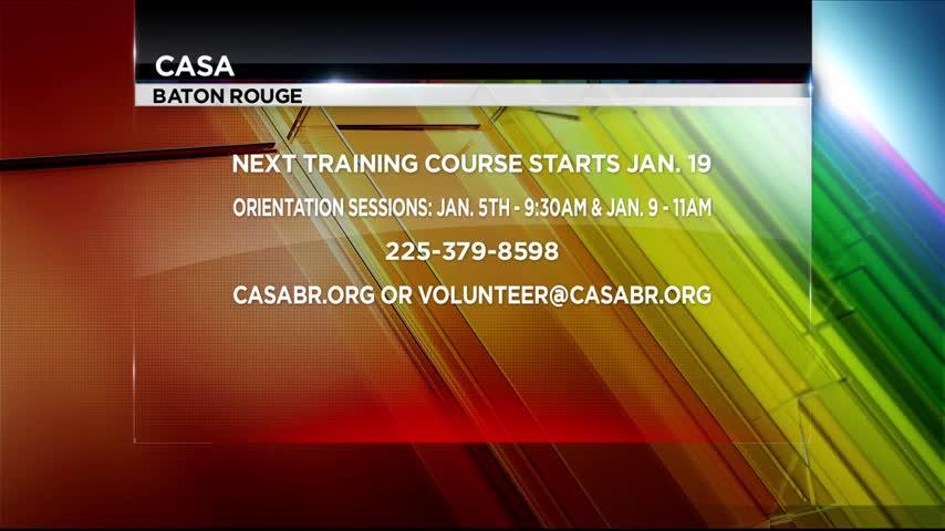 CASA to begin volunteer training courses_20160104132518