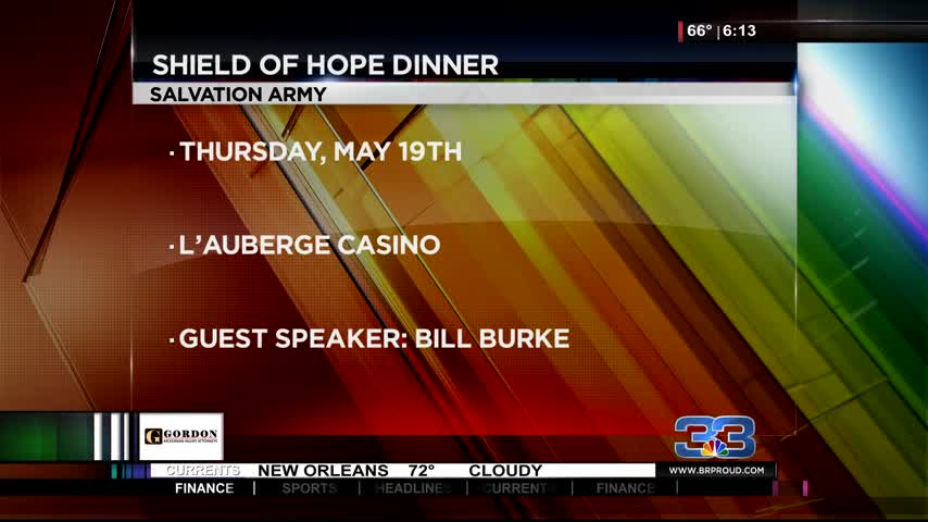 Salvation Army hosts the Shield of Hope dinner_20160412122603
