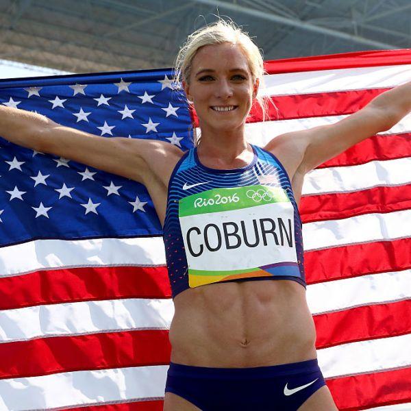 Team USA's Emma Coburn Wins Bronze Medal 4