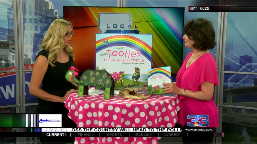 tootles the turtle interview