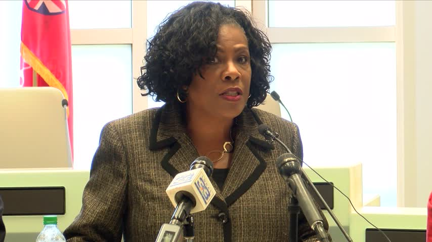 Sharon Weston Broome Holds First News Conference As Mayor_02456529