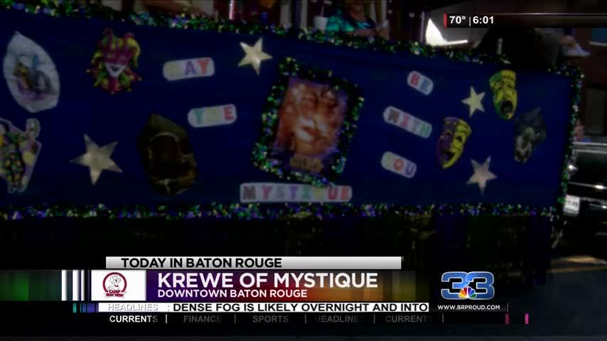 Krewe of Mystique