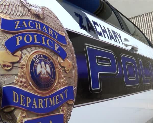 ZACHARY POLICE
