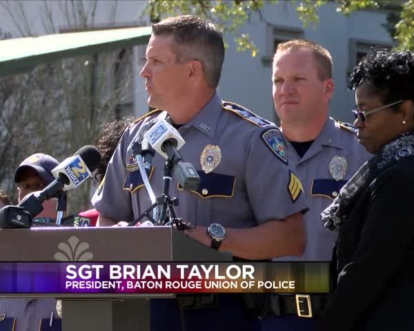 Hero Honored by BR Union of Police_51917035