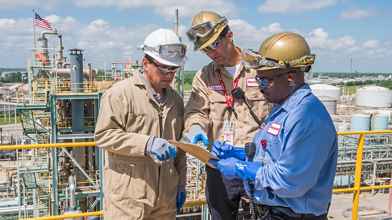 Honeywell launches worlds largest auto refrigerant plant