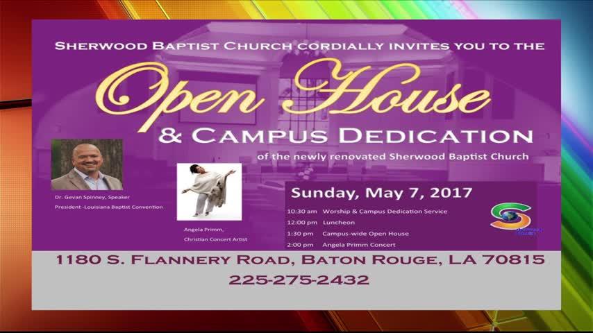 Sherwood Baptist Church Open House_27847219