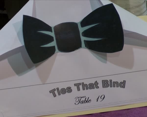 Ties that bind event