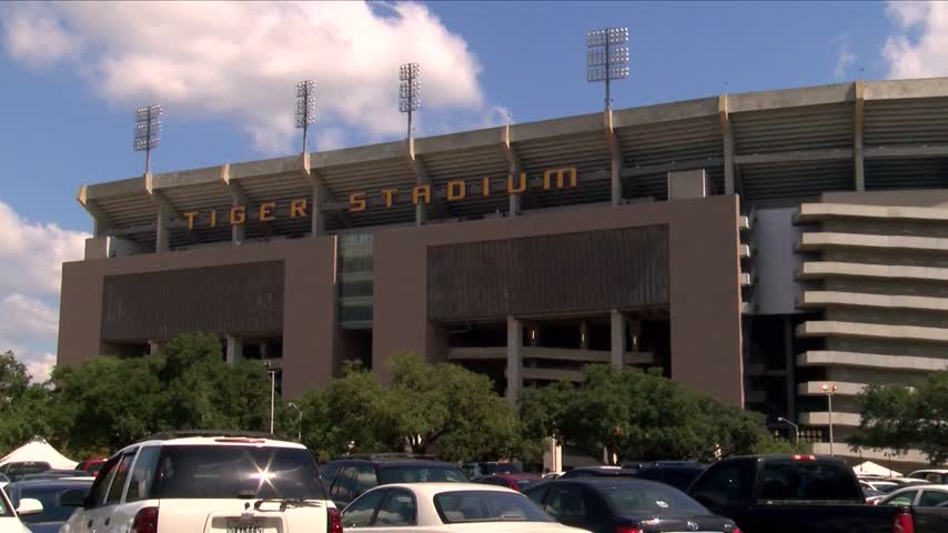 LSU Prepares for Students Moving Back In_74874635