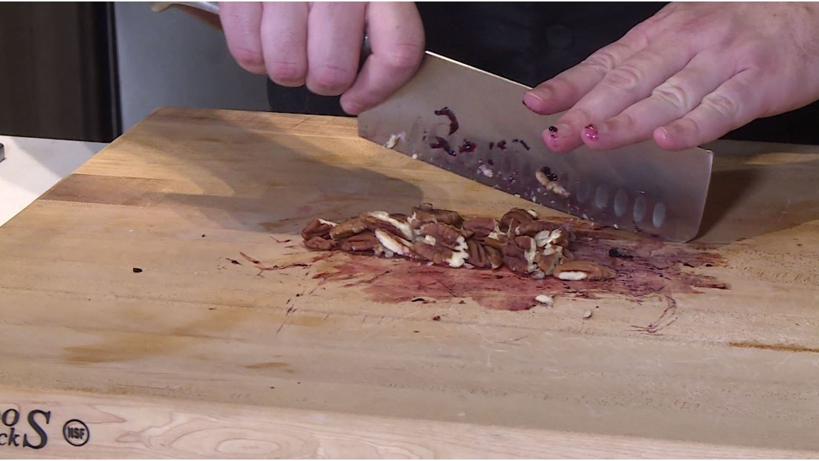 How to make stuffing for pork