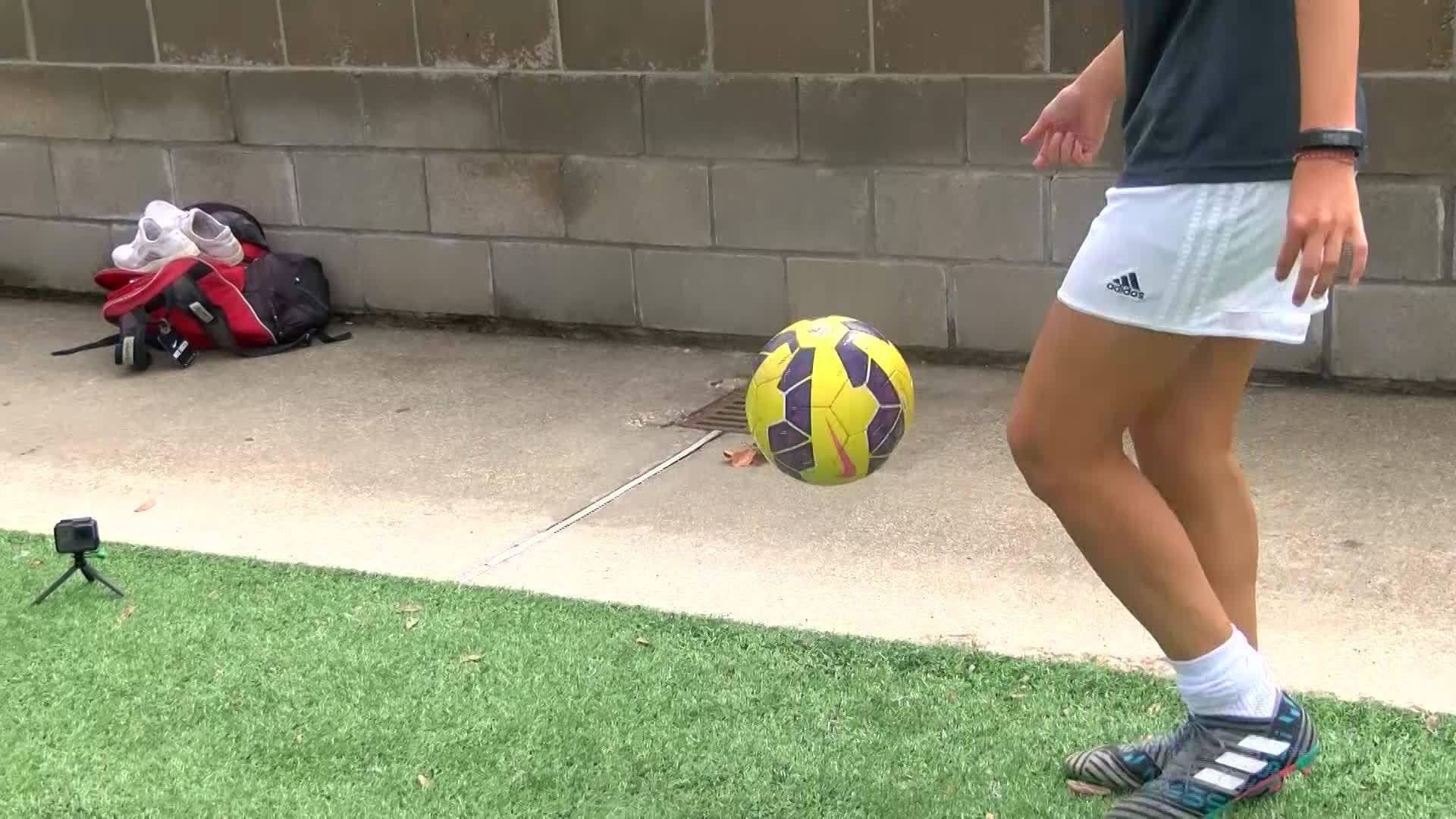 Johnson Maher LSU Soccer