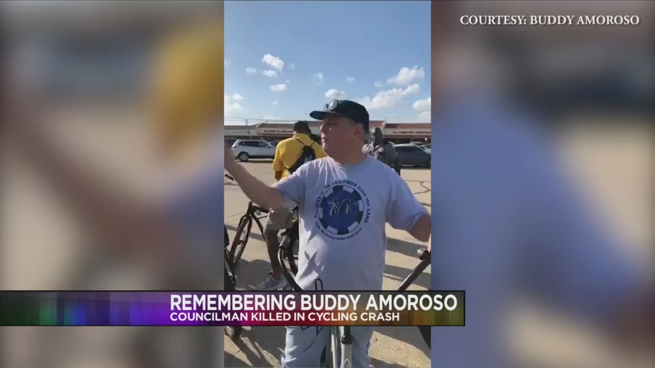 Remembering Buddy Amoroso
