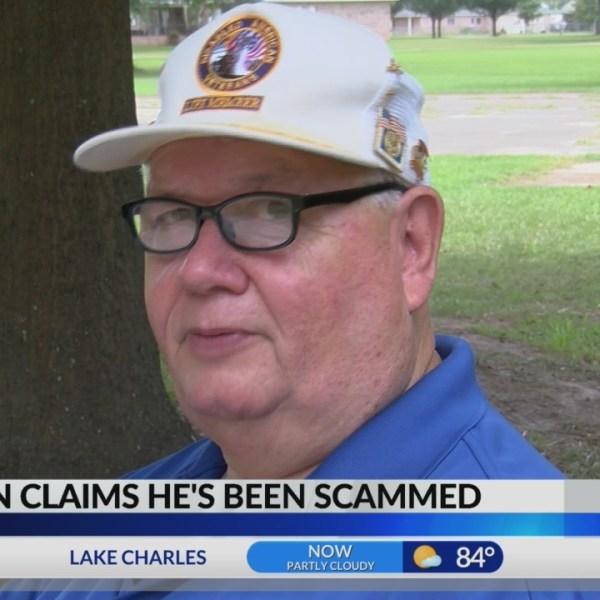 Veteran benefit scam