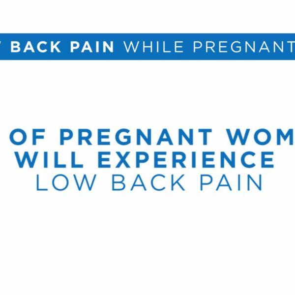 Medical Expert - Pregnancy Lower Back Pain