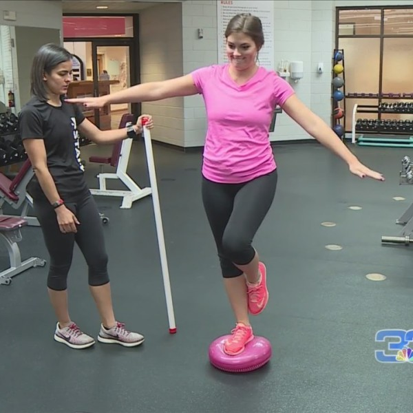 Workout Wednesday: Falls Prevention Month