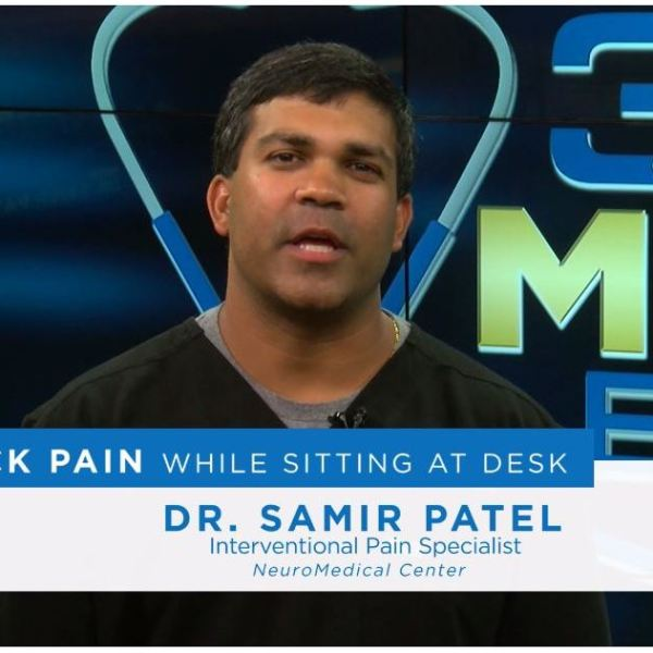 Medical Experts -Healthy Desk Job Posture