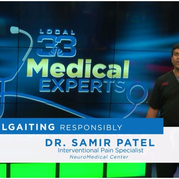 Medical Experts - Tailgating