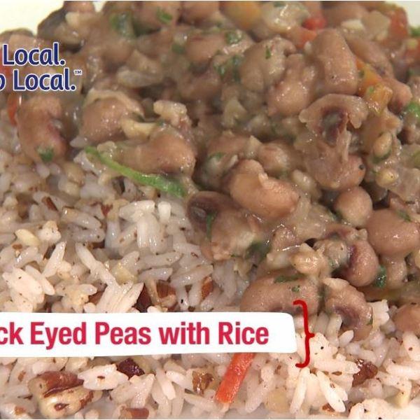 Cookin' Louisiane - Black Eyed Peas