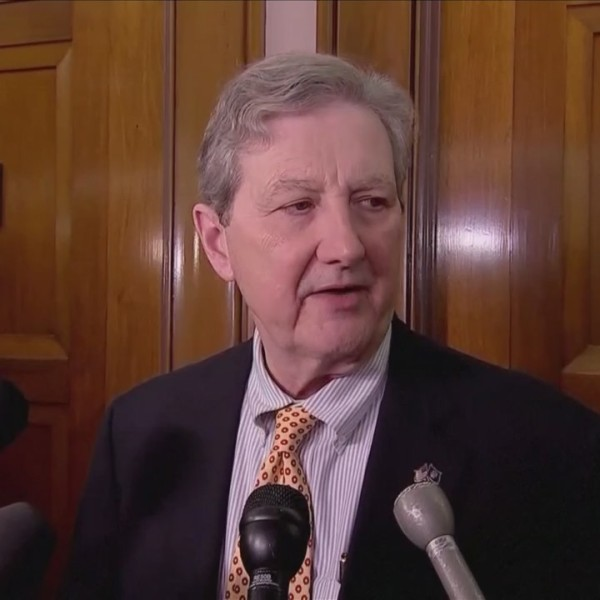 Sen. John Kennedy: 'I will not be a candidate' for Louisiana governor