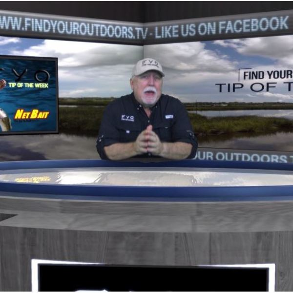 Find Your Outdoors - NetBait Lure