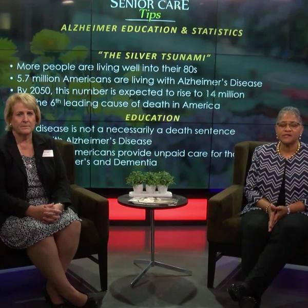 Senior Care Tips - Alzheimer's Part 2