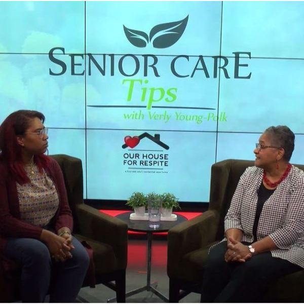 Senior Care Tips - Feeding People with Dementia