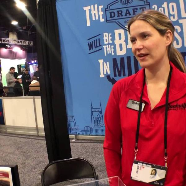 Why You Should Visit Nashville for the 2019 NFL Draft