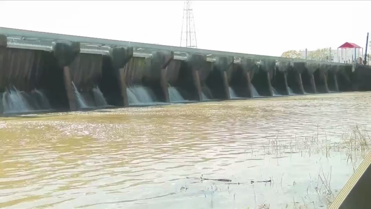 Army Corps of Engineers opens Bonnet Carre Spillway