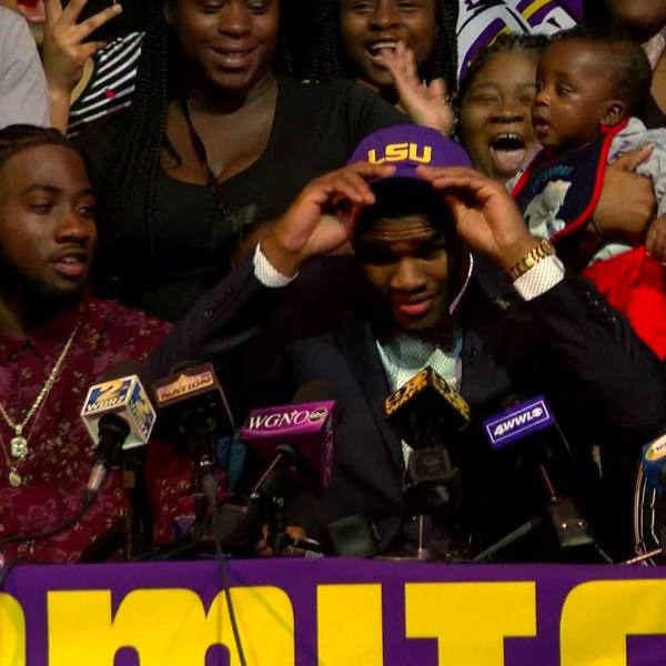 National Signing Day LSU Win and Lose vs Alabama
