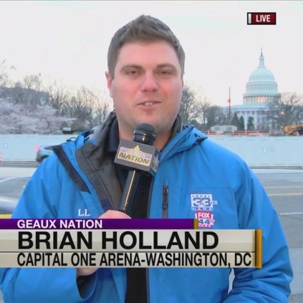 Brian Holland 6am Live Hit