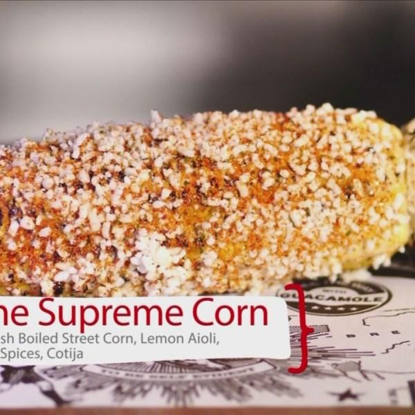 Cookin' Louisiane The Supreme Corn