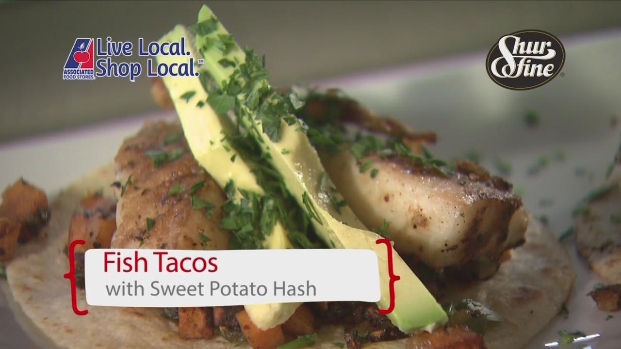 Cookin' Louisiane - Fish Tacos