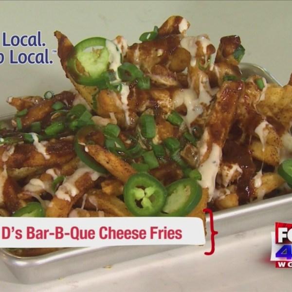 Cookin' Louisiane - Jay D's Bar-B-Que Cheese Fries