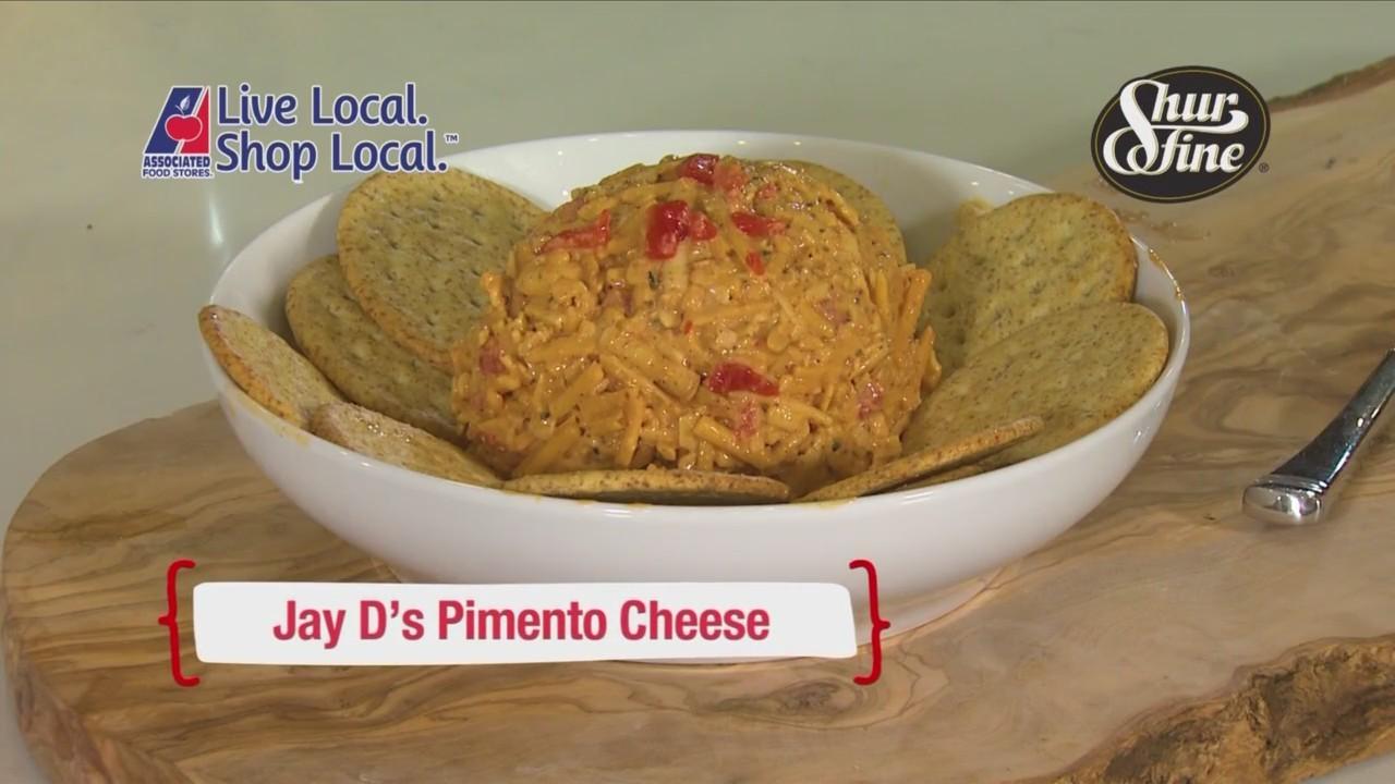 Cookin' Louisiane - Jay D's Pimento Cheese