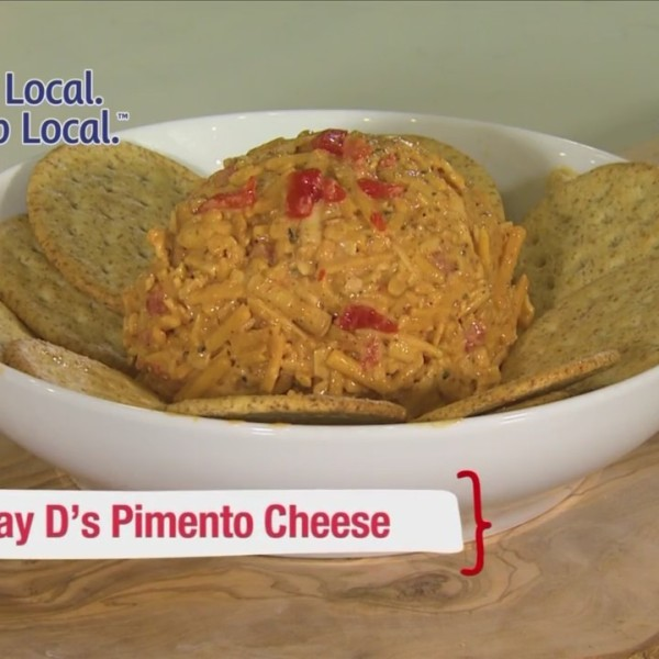 Cookin' Louisiane - Jay D's Pimento Cheese