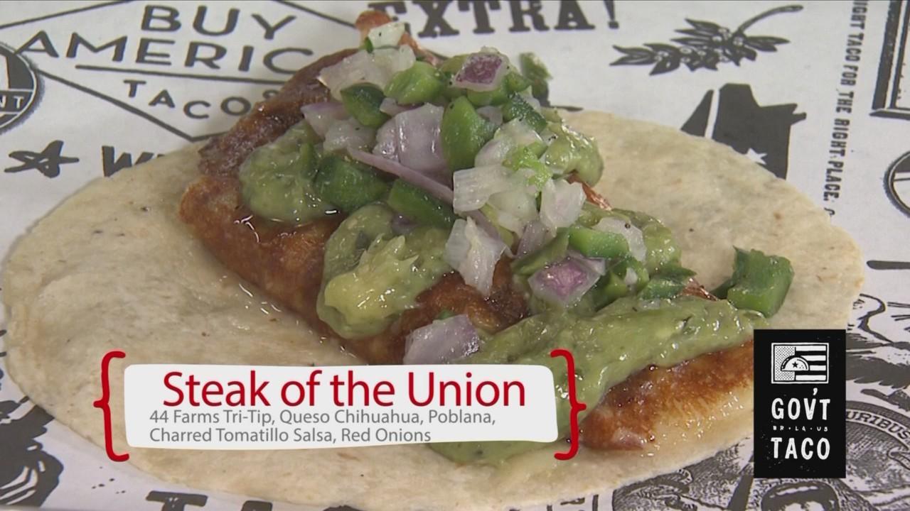 Cookin' Louisiane - Steak of the Union
