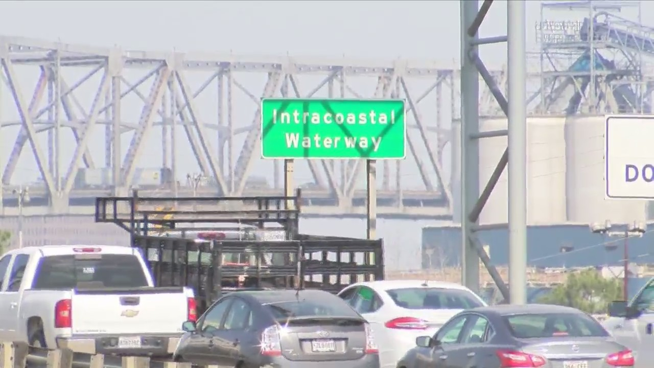 Intracoastal Waterway Bridge causes delays for drivers