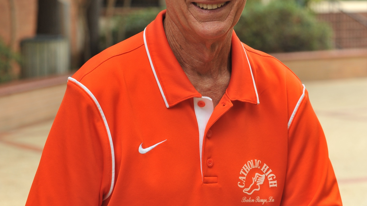 Catholic High School's Pete Boudreaux Stepping Down As Head Track Coach
