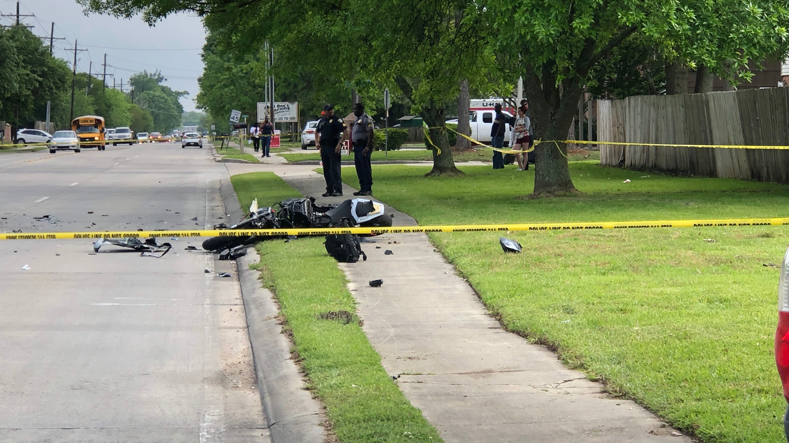 One killed in motorcycle accident near Coursey