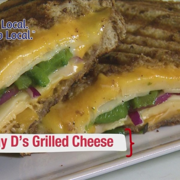 Jay D's Grilled Cheese