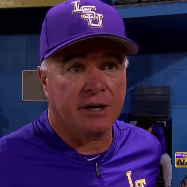 Paul Mainieri Talks About LSU Baseball Loss vs Southern