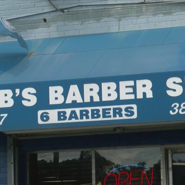 Uniquely Baton Rouge: Webb's Barbershop