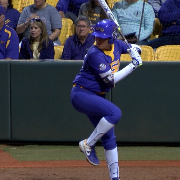 amanda sanchez lsu softball