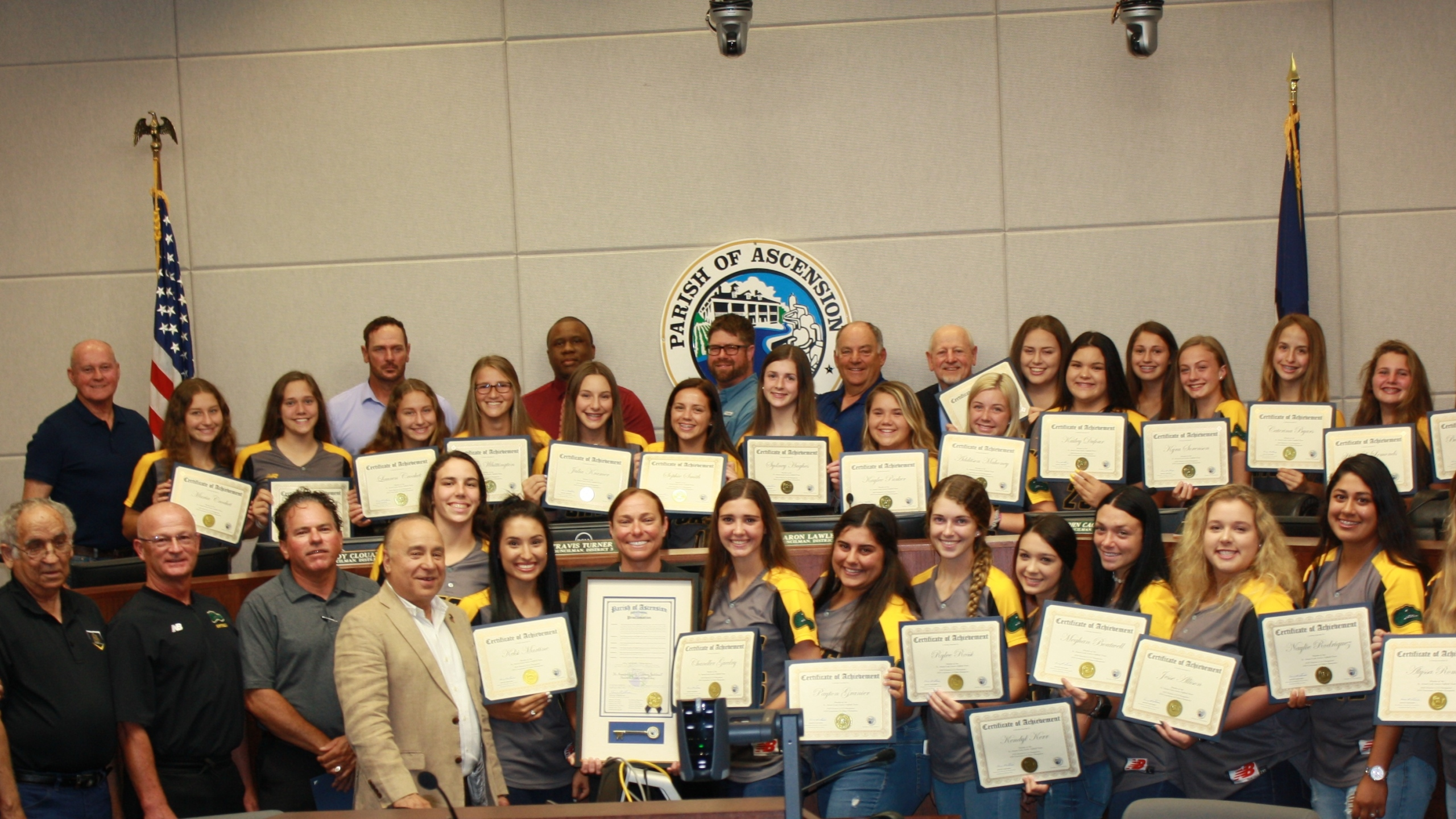 2019 St. Amant Lady Gators Softball Team State Champions_1557978488115.jpg.jpg