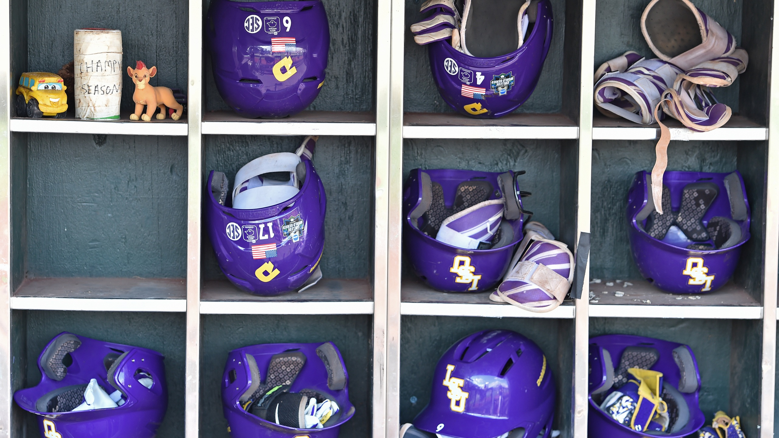 LSU Baseball Generic