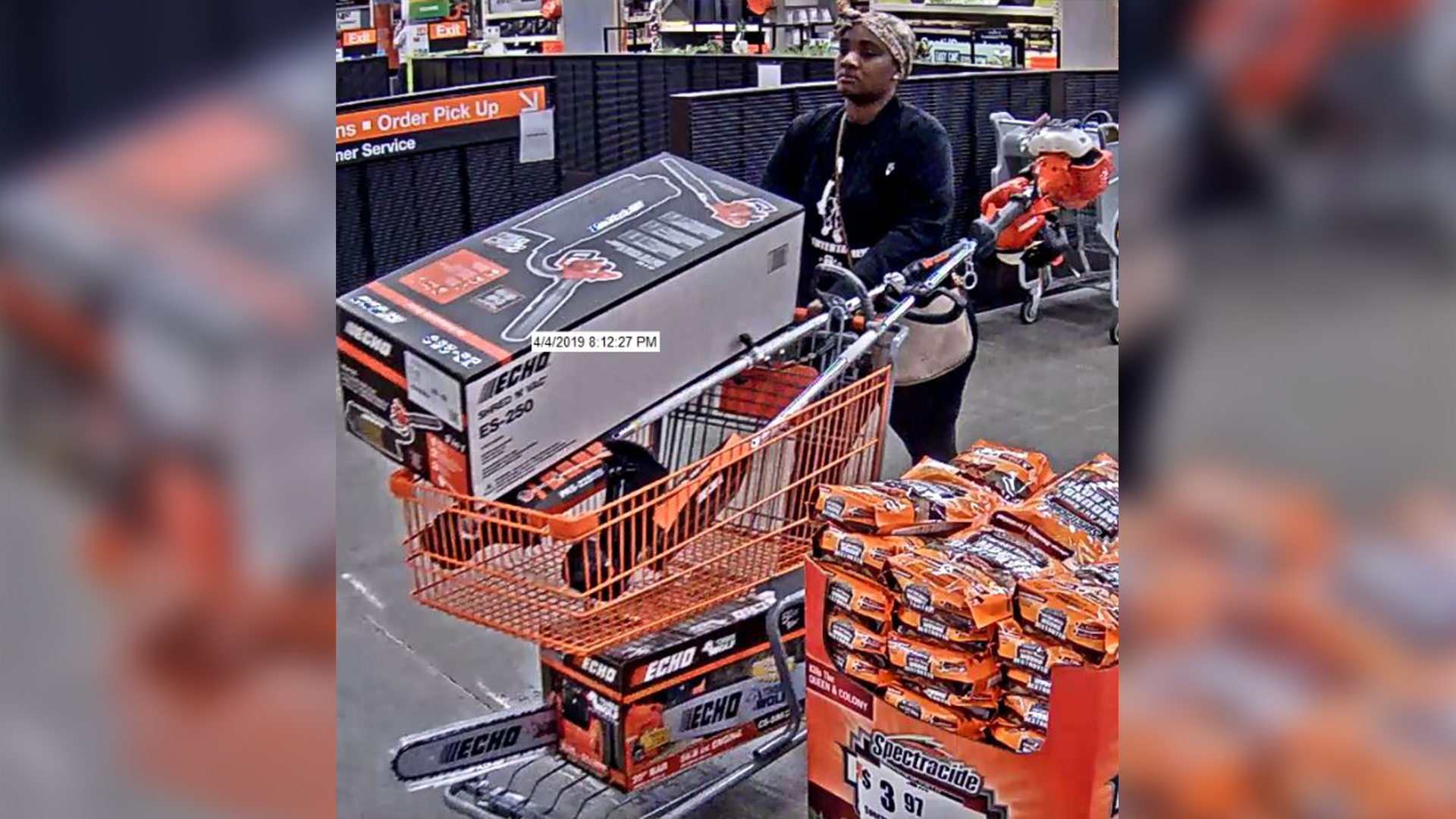 EBRSO captures Home Depot and Lowe's Suspects