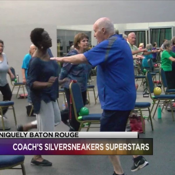 Coach's Silversneakers Superstars