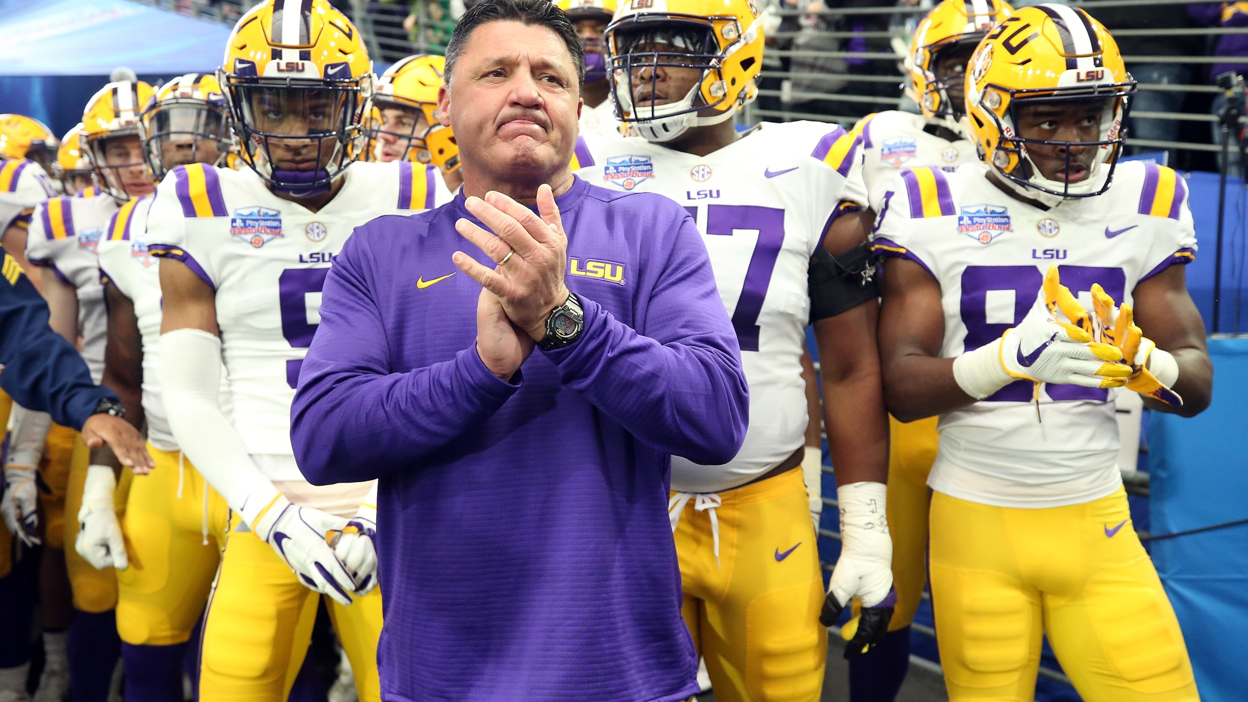 LSU Finishes Where it Left Off in 2018