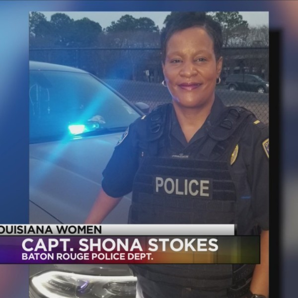 Louisiana Women: Captain Shona Stokes